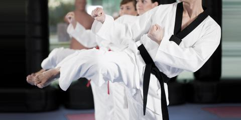 跆拳道健身房服務