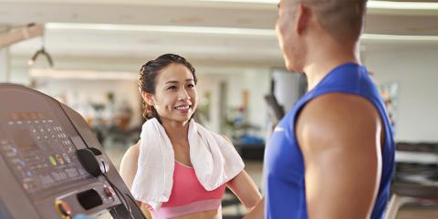 私人健身教練服務