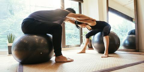 皮拉提斯健身房服務