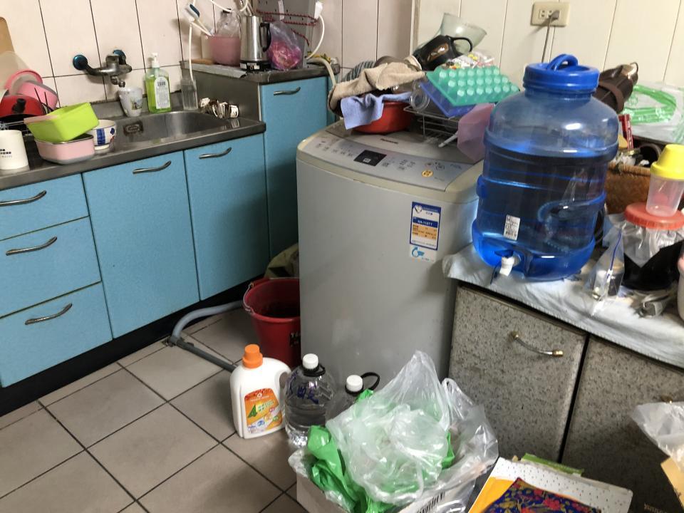 洗衣機清洗案件圖片