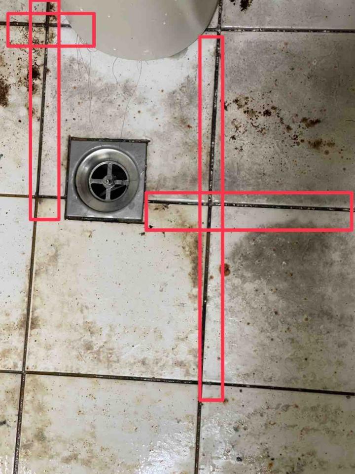 磁磚維修案件圖片