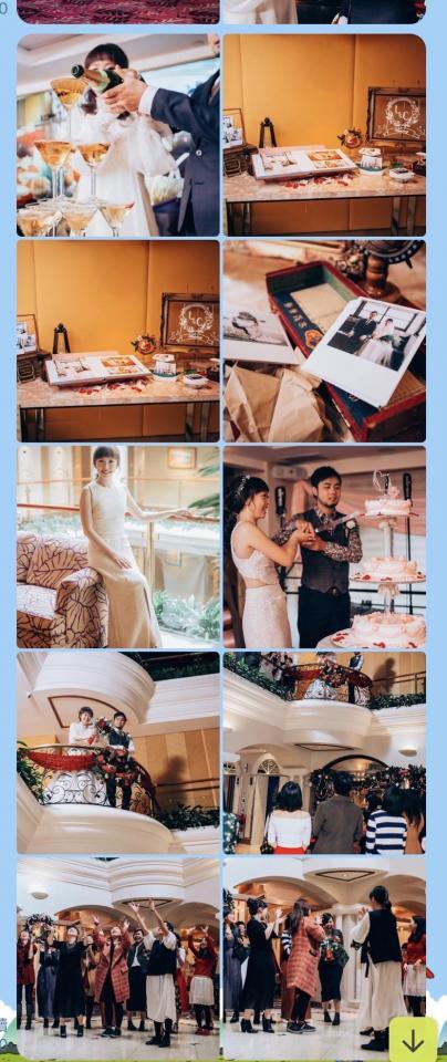 婚禮平面攝影案件圖片