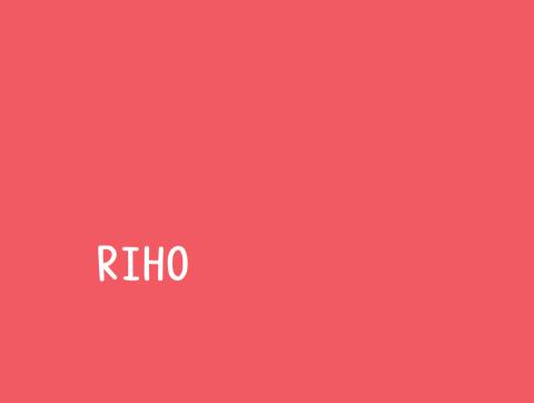 提供推薦翻譯社服務的專家RIHO's STUDIO
