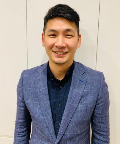 提供廣告投手服務的專家洪宇慶