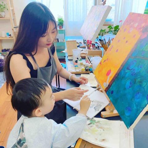 提供pinkoi服務的專家Luna Art Studio藝術工作室