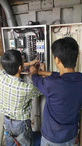 提供水電服務的專家達亨水電