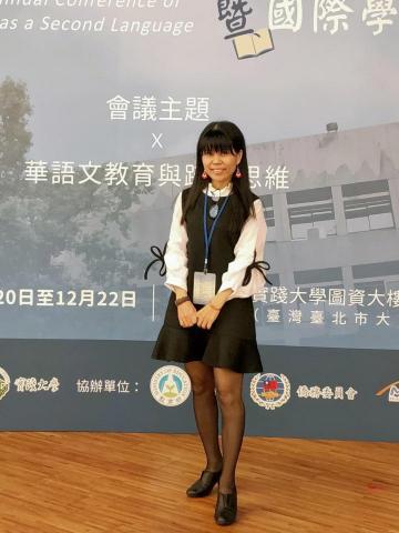 提供越南文翻譯服務的專家Jenny(李老師)