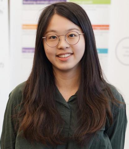 提供英文合約翻譯服務的專家陳靖宜 Jolinda