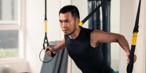 TRX懸吊訓練健身房服務