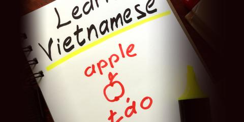 越南文學習越南話教學服務