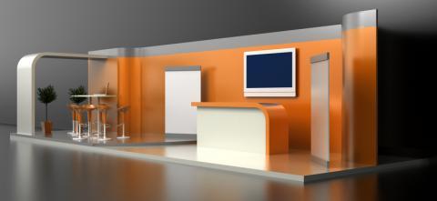 展場空間設計裝潢服務
