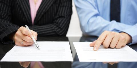 商業文件翻譯英文合約翻譯服務