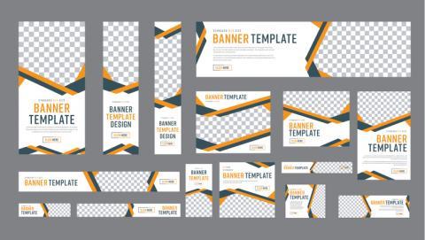 Banner 設計logo設計服務